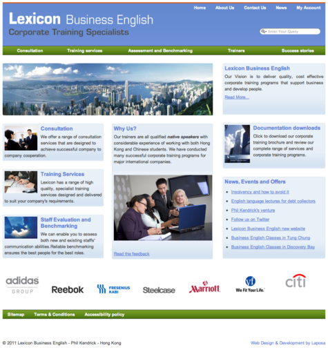 Lexicon Business English